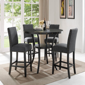Wallace Counter Height 5-Piece Table