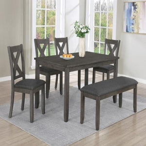 Favella 6-Piece Dining Table Set