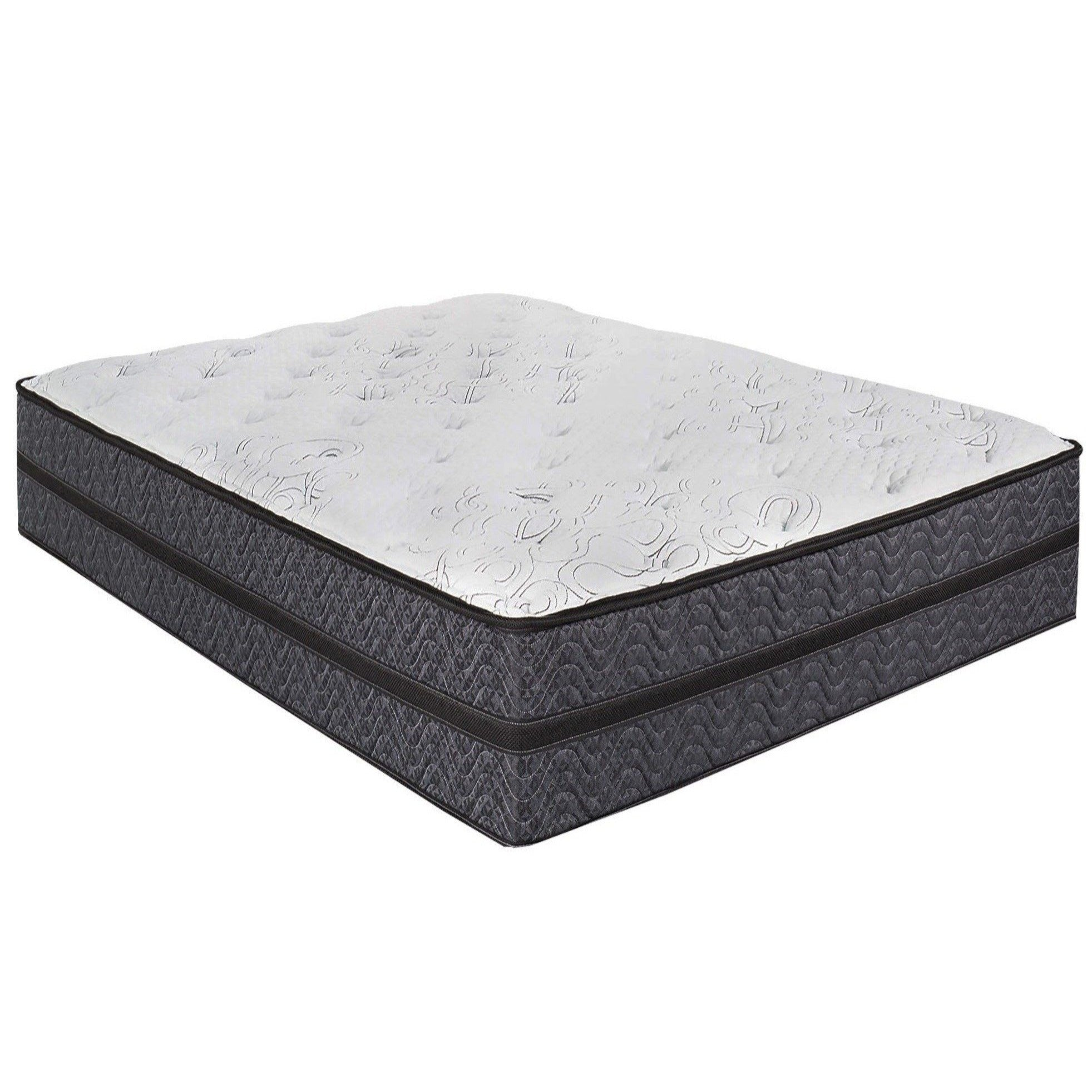 Elbert Euro Top Mattress Set