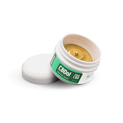 CBDDol Topical Salve - 500mg - 1oz - Pic1 Buy CBD Online