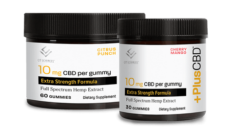 Plus CBD - Gummies
