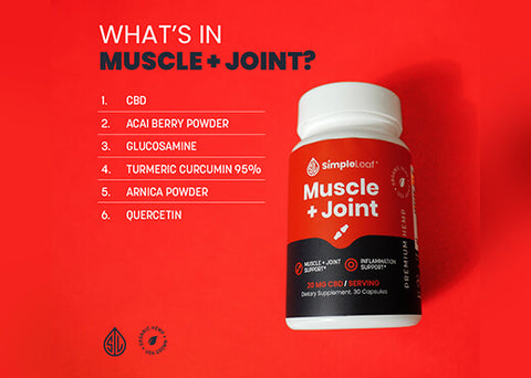 Simple Leaf What's In Muscle and Joint?