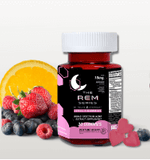 Relive Everyday - RE-Assure REM Series Hemp CBD Gummies - Level 1 - Bedtime Berry