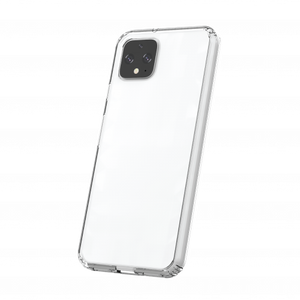 TUFF 8 CLEAR BACK CASE FOR GOOGLE PIXEL 4 XL