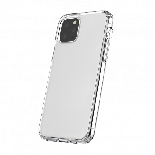 TUFF 8 CLEAR BACK CASE FOR IPHONE 11 5.8
