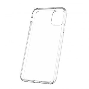 "TUFF 8 CLEAR BACK CASE FOR IPHONE 11 6.5"" (PRO MAX)"