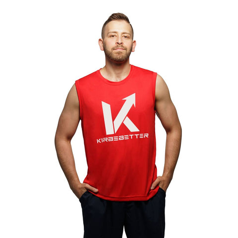 KirBeBetter Men's Muscle Tank