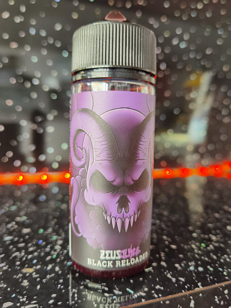 Zeus Juice Black Reloaded