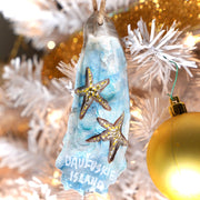 Daufuskie Christmas Ornament - Daufuskie Difference