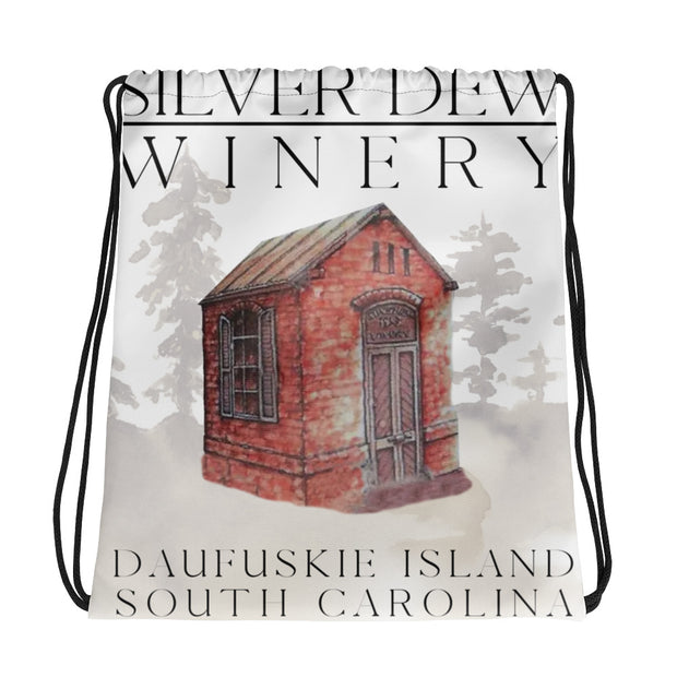 Drawstring bag - Daufuskie Difference