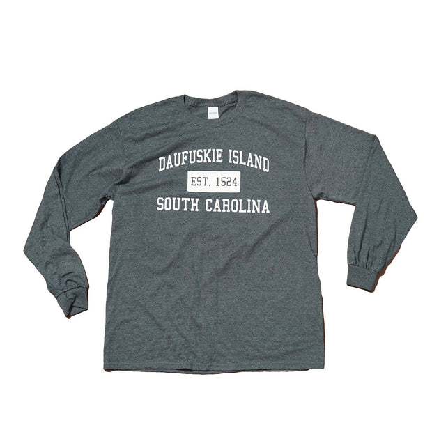 Official Daufuskie Island Long Sleeve - Daufuskie Difference
