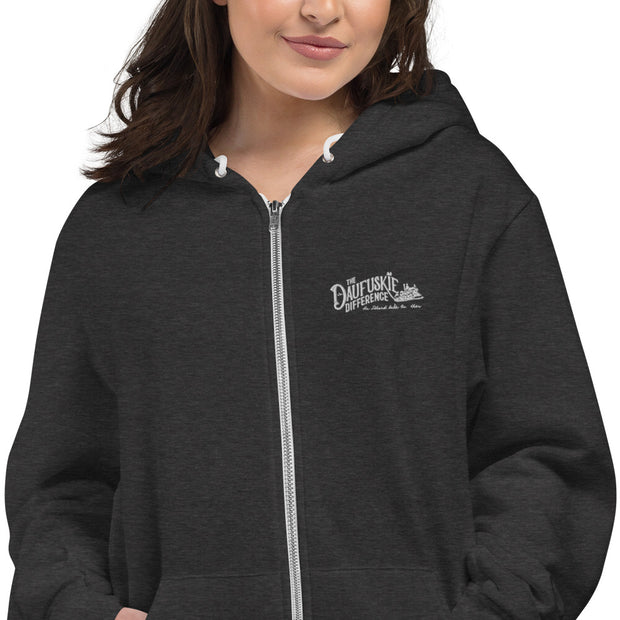 Hoodie sweater - Daufuskie Difference