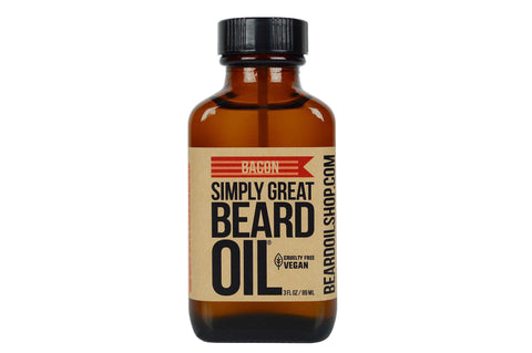 Bacon Beard Oil