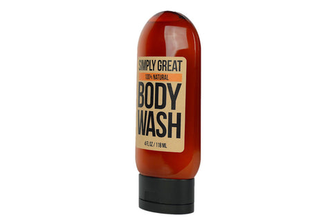 Simply Great Body Wash