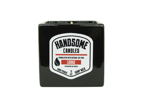 Lodge Handsome Candle