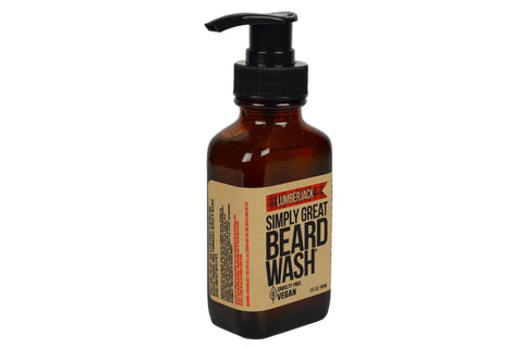 Simply Great Beard Wash - Lumberjack