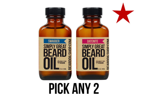 Any 2 Beard Oils