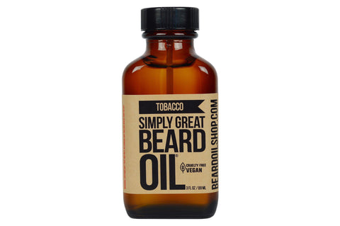 Tobacco Beard Oil
