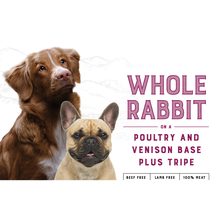 Load image into Gallery viewer, Canine Rabbit & Poultry (10kg)