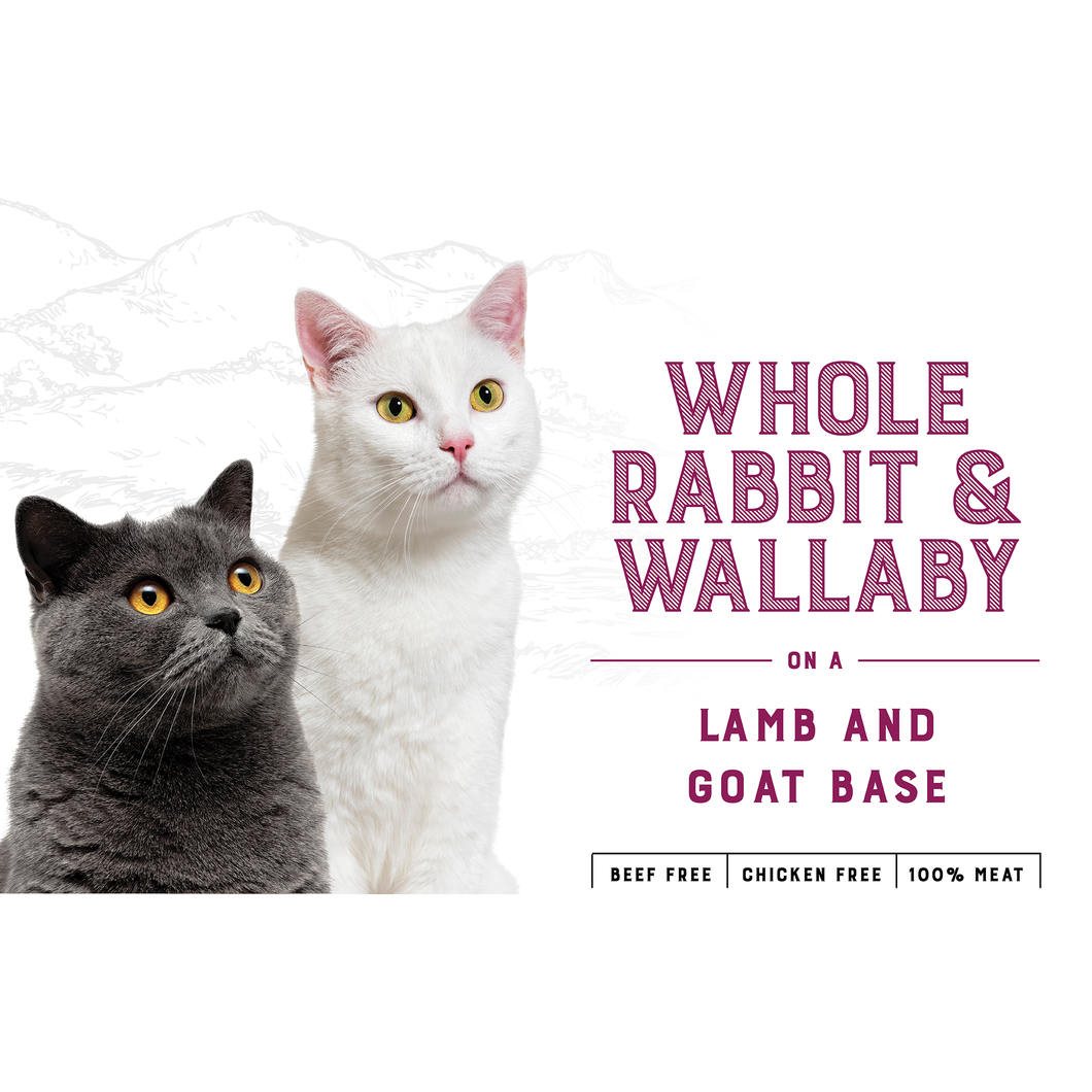 Feline Rabbit & Wallaby (10kg)