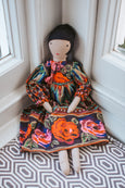 Silai Wali Rag dolls made using up-cycled cotton fabric