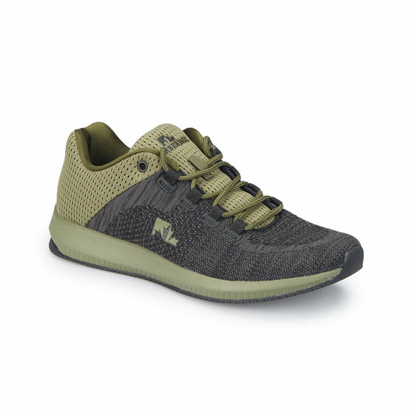 FLO ALE Gray Men 'S Sneaker Shoes LUMBERJACK