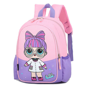Children Backpack Kindergarten backpack Toddler Baby kids Cute Cartoon Back pack Bags for Girl School Backpacks sac a dos enfant