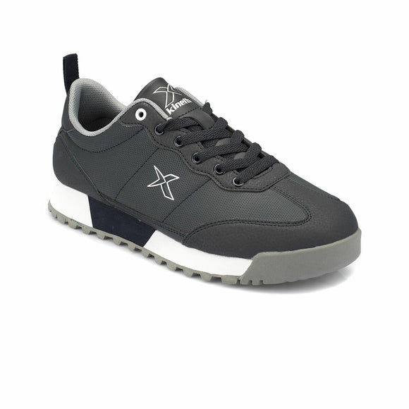 FLO RANK PU M Navy Blue Men 'S Sneaker Shoes KINETIX