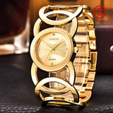 Luxury Women's Watch HOT XINEW Fashion Watch Stainless Steel Band Analog Quartz Wrist Watch zegarek damski relogio feminino muje