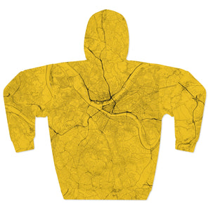 Limited Edition All Over Pittsburgh - Unisex Pullover Hoodie