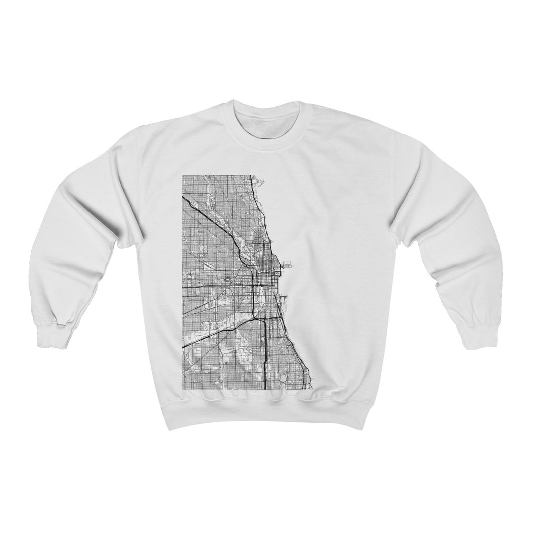 Chicago - Framed Crewneck Sweatshirt