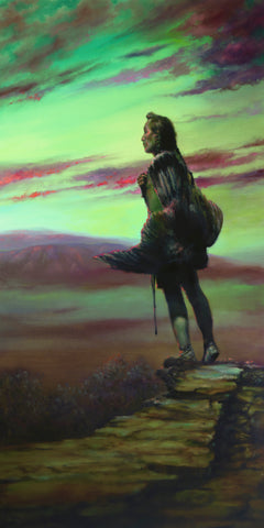Eagle Catcher by Karen Clarkson- Choctaw