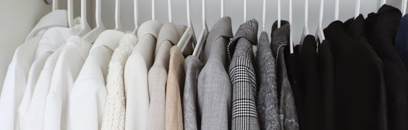 Wardrobe Case Study: A Smart Casual, 4 Season, Minimalist Wardrobe