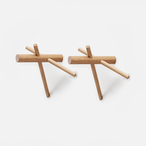 Sticks Hooks (2 pcs)