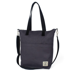 Aria Reversible Messenger: Charcoal - Allccess
