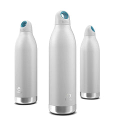 Bevu® Insulated Bottle White - Allccess