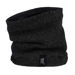 Mens Fleece Lined Thermal Neck Warmer - Allccess