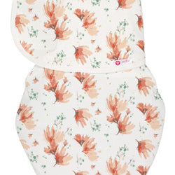 Starter Swaddle Original | Blush Blossom Watercolor (NEW) - Allccess
