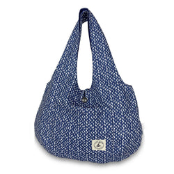 Amelie Reversible Hobo: Raindrop - Allccess