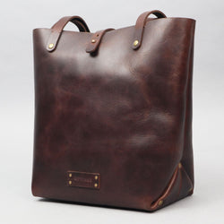 Dublin Leather  Tote - Allccess