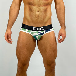 SXC Forest Camo Brief - Allccess