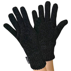 THMO - Ladies 3M Thinsulate Chenille Gloves - Allccess
