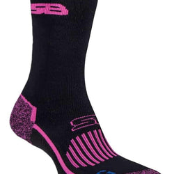 2 Pairs Ladies Blueguard Cotton Hiking Socks - Allccess