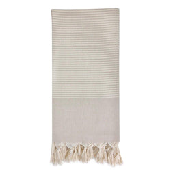 Essential Stripe Turkish Towel - Allccess