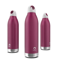 Bevu® Insulated Bottle Plum - Allccess