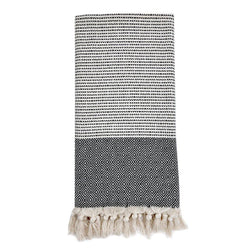 Diamond Stripe Turkish Towel - Allccess