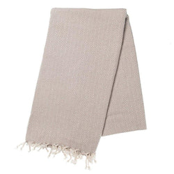 Sand Diamond Turkish Towel - Allccess