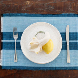 Inabel Placemat | Ocean Blue - Allccess