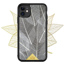 Organic Case - Skeleton Leaves - Allccess