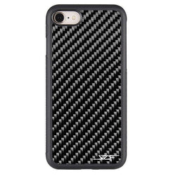 iPhone 7/8/SE Real Carbon Fiber Case | CLASSIC Series - Allccess